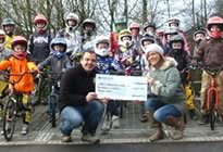 CliniCall CiC reinvests surplus funds – Preston Pirates BMX Club